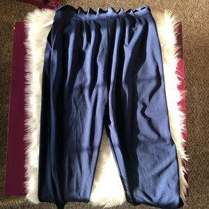 Nordstrom Pants - NWT GOOD LUCK GEM High Waisted Ankle Trousers